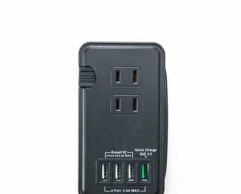 無敵感がハンパない。Amazonの「便利すぎる電源タップ」がタイムセールでお得に!