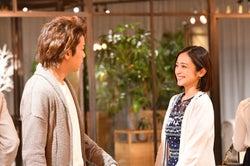 中村倫也、安達祐実/「初めて恋をした日に読む話」第6話より(C)TBS