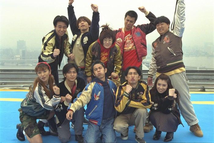 『めちゃ×2イケてるッ!』初回放送(1996年10月19日)より(C)フジテレビ