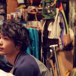山崎賢人の友人役に/Galaxy「昨日までを、超えてゆけ」篇(提供写真)