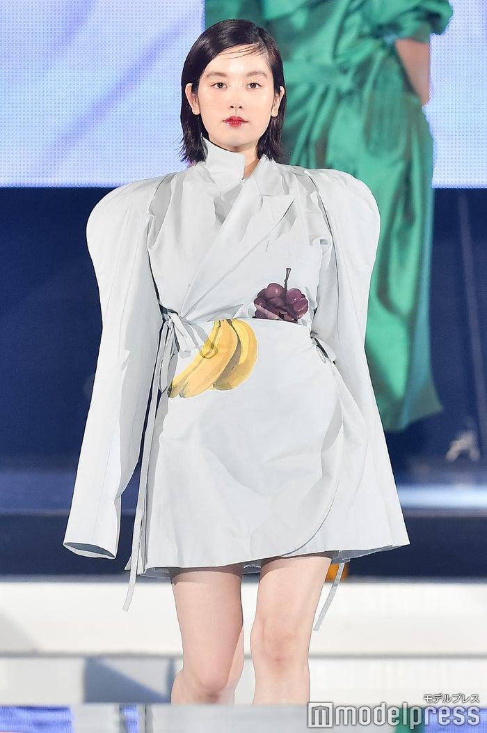 「神戸コレクション2018 AUTUMN/WINTER」に出演した筧美和子 (C)モデルプレス