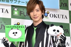 DAIGO、嬉しかった妻・北川景子の言葉とは「今はFOTですね」