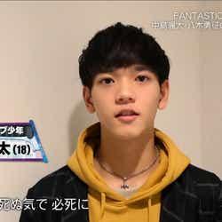 25日放送「週刊EXILE」より(C)TBS