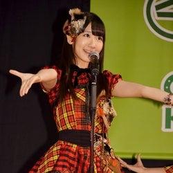 AKB48柏木由紀、握手会中止で謝罪コメント発表