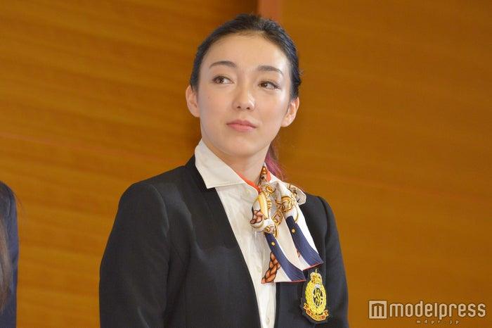 本郷理華選手 (C)モデルプレス