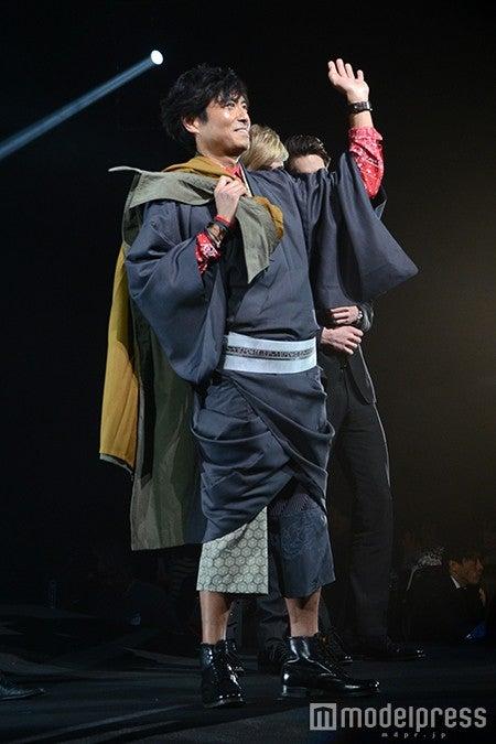 高嶋政宏(C)モデルプレス