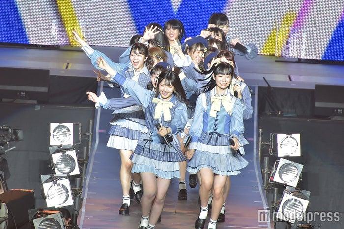 新チーム4「AKB48単独コンサート~ジャーバージャって何?~」昼公演 (C)モデルプレス