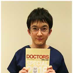 比嘉と同じくドラマ出演を報告した浅利陽介/浅利陽介オフィシャルブログ(LINE)より