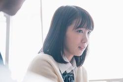 飯豊まりえ/「電影少女」第2話より(C)「電影少女2018」製作委員会