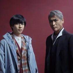志尊淳、吉川晃司とバディに 「由利麟太郎」シリーズを初連ドラ化