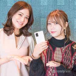「GalaxyA51 5G」公式サイト