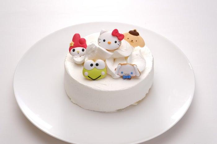 サンリオキャラクターケーキ中2,500円(提供画像)