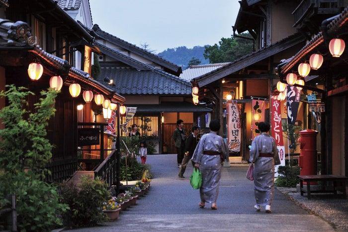 神楽門前湯治村(写真提供:広島県)