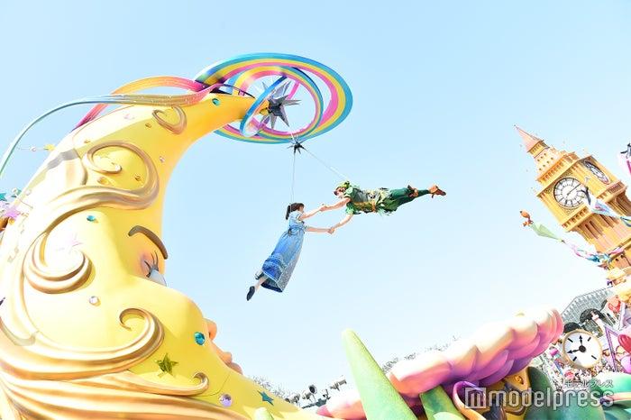 ウェンディ、ピーターパン/パレード「ドリーミング・アップ!」(C)モデルプレス(C)Disney