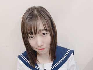 "SKE48須田亜香里、""27歳""のセーラー服姿に絶賛相次ぐ"
