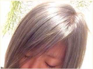 「Popteen」モデル、銀髪に大胆イメチェン「ギャルくなった」
