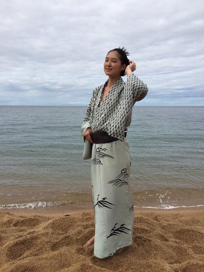 仁科あい(C)2018 「菊とギロチン」合同製作舎