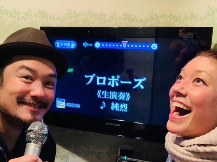 小田井涼平、LiLiCo/LiLiCoオフィシャルブログ(Ameba)より