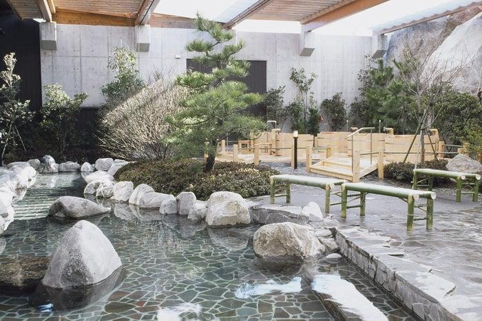 露天風呂/画像提供:大江戸温泉物語ホテルズ&リゾーツ株式会社