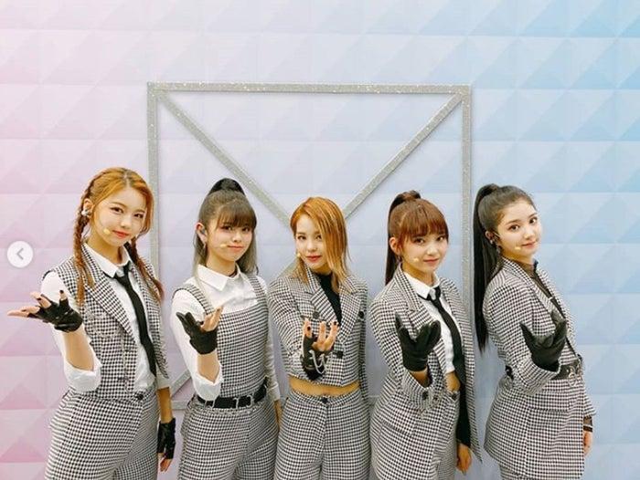 2K5(AYAKA、RIKU、MAKO、MAYUKA、MOMOKA)/NiziU公式Instagramより