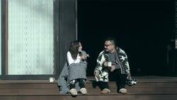 りさこ、理生「TERRACE HOUSE OPENING NEW DOORS」49th WEEK(C)フジテレビ/イースト・エンタテインメント