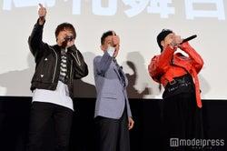 TAKAHIRO、柳沢慎吾、登坂広臣(C)モデルプレス