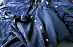 コスギCSR活動報告 有機栽培綿や染め直し再生品販売