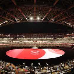 東京オリンピック開会式  /Photo by Getty Images