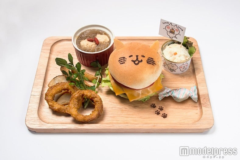 小動物のゆるかわフードに一目惚れ♡「カナヘイのゆるっとカフェ」渋谷にオープン