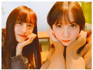 トリンドル玲奈&山本美月 2ショットに「姉妹みたい」「可愛すぎる」の声
