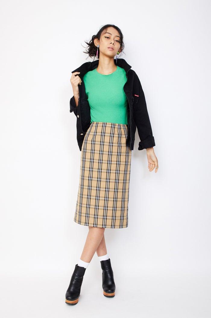 カラーレイヤード/衣装協力:SLY