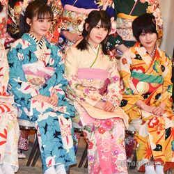朝長美桜、川上千尋、小田彩加、城恵理子、大久保美織/AKB48グループ成人式記念撮影会 (C)モデルプレス