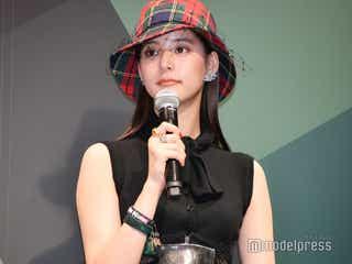 新木優子、刺激を受けたパリの思い出語る 美貌際立つ「DIOR」コーデで登壇