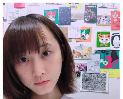 """松井玲奈の""""湯上がり美人""""ショットが話題「すっぴん?」「透明感しかない」"""
