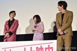 山崎賢人、橋本環奈、吉沢亮(C)モデルプレス