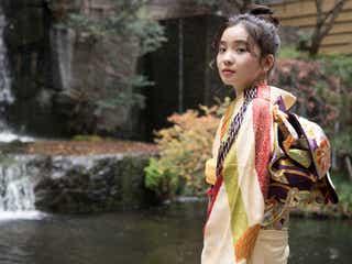 哀川翔の娘・福地桃子、晴れ着で新成人の抱負 家族とのエピソードも