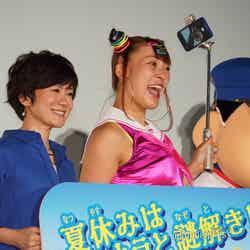 小林由美子、フワちゃん(C)モデルプレス