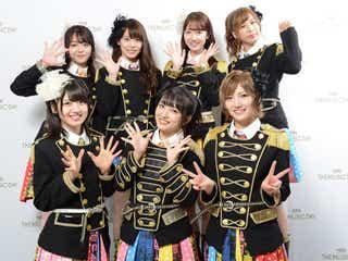 "<THE MUSIC DAY>AKB48、乃木坂46は「良い匂い」""違い""発見し興奮【舞台裏取材】"