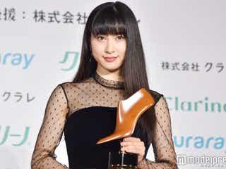 土屋太鳳、2日連続で賞獲得 美脚のきっかけは前田敦子?