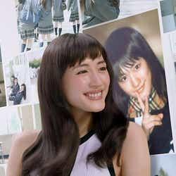 綾瀬はるか、16歳のJK時代を初公開/新CMより