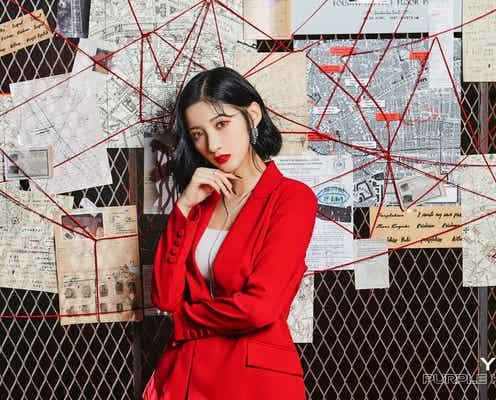MAMAMOOの妹分「PURPLE KISS」日本人メンバーYukiが「美人すぎる」と話題 ラップ担当の実力派18歳