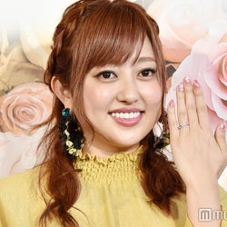 """新婚・菊地亜美、""""結婚式まで我慢すること""""明かす"""