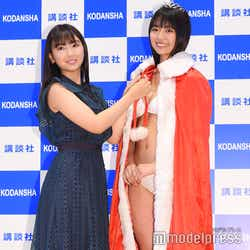 沢口愛華、豊田ルナ (C)モデルプレス
