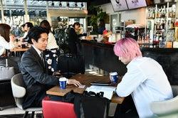 永山絢斗、横浜流星/「初めて恋をした日に読む話」第6話より(C)TBS