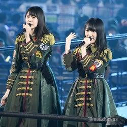 瀧野由美子、石田千穂/「AKB48 53rdシングル 世界選抜総選挙」AKB48グループコンサート(C)モデルプレス
