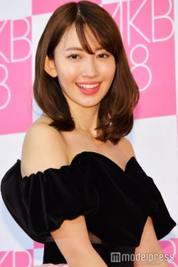 "AKB48小嶋陽菜、""後継者""について語る 前夜祭ですでに号泣で「完全燃焼しました」"