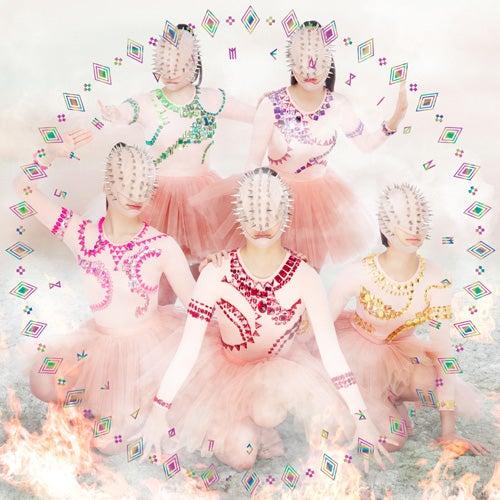 ももいろクローバーZ・2ndアルバム「5TH DIMENSION」(4月10日発売)/初回限定盤B