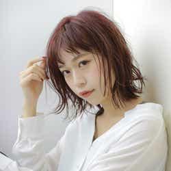 濡れ感ヘア/「STARBERRY 能見台店」山内 雅淳さん担当/画像提供:らしさ