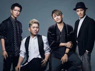 LDH所属4人組コーラスグループDEEPが入籍実話を歌に プロポーズソング誕生秘話に女子の本音は?