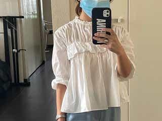 身長140cm台でも大人っぽいオシャレを楽しみたい! 「身長147cmモデル・Marina Hiranoさん」のスタイルアップ見えコーデ12選♪